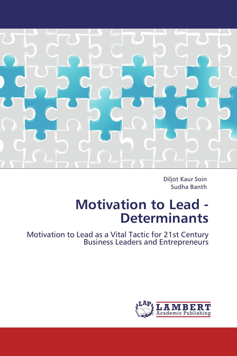 Motivation to Lead - Determinants mick johnson motivation is at