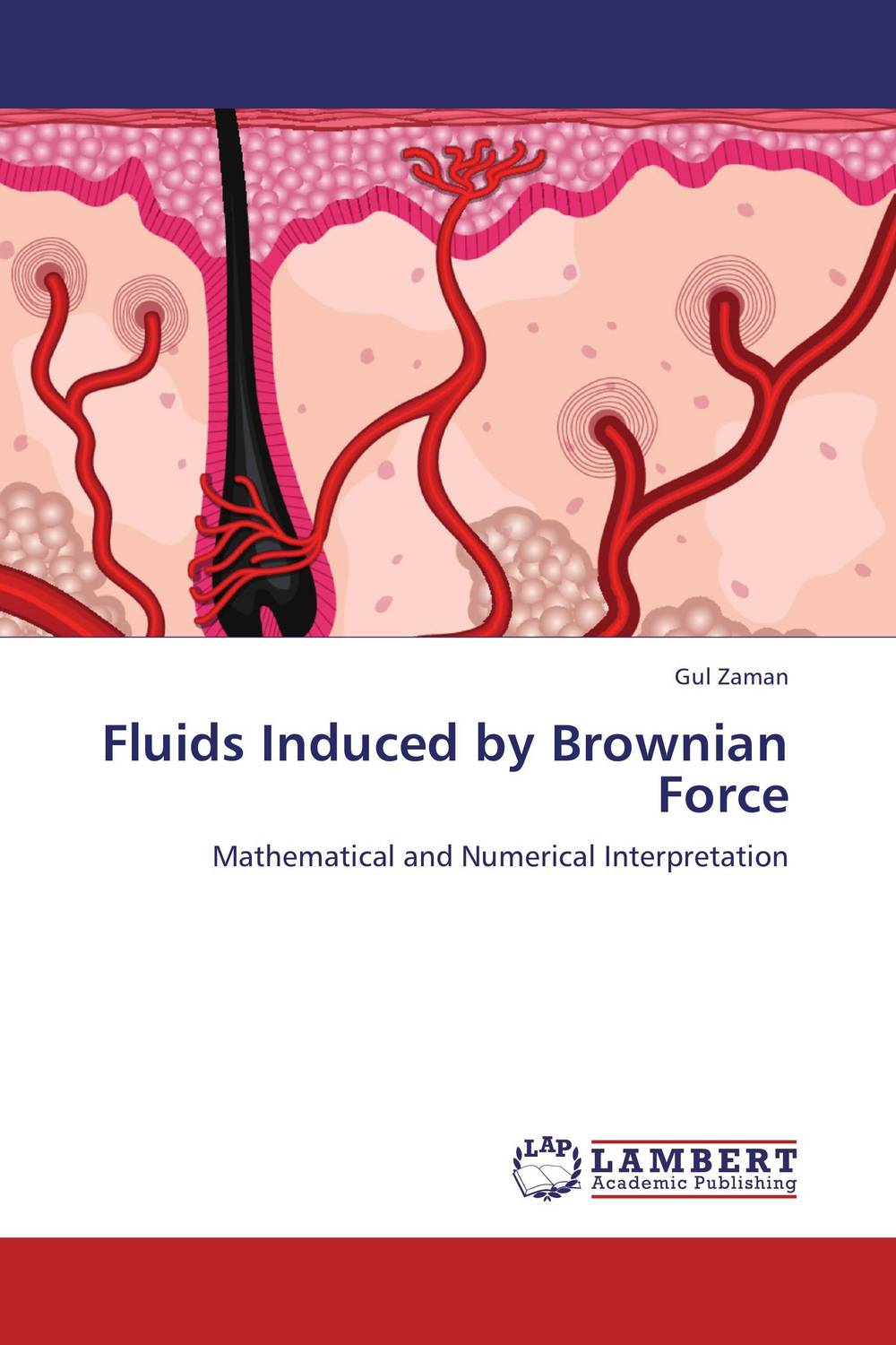 Fluids Induced by Brownian Force stress induced birefringence in polymer optical waveguides