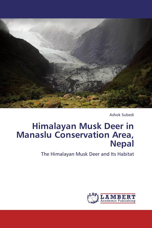 Himalayan Musk Deer...