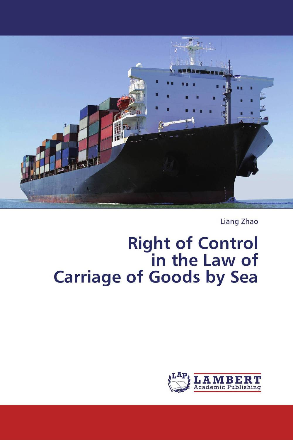 Right of Control in the Law of Carriage of Goods by Sea tales of the amber sea