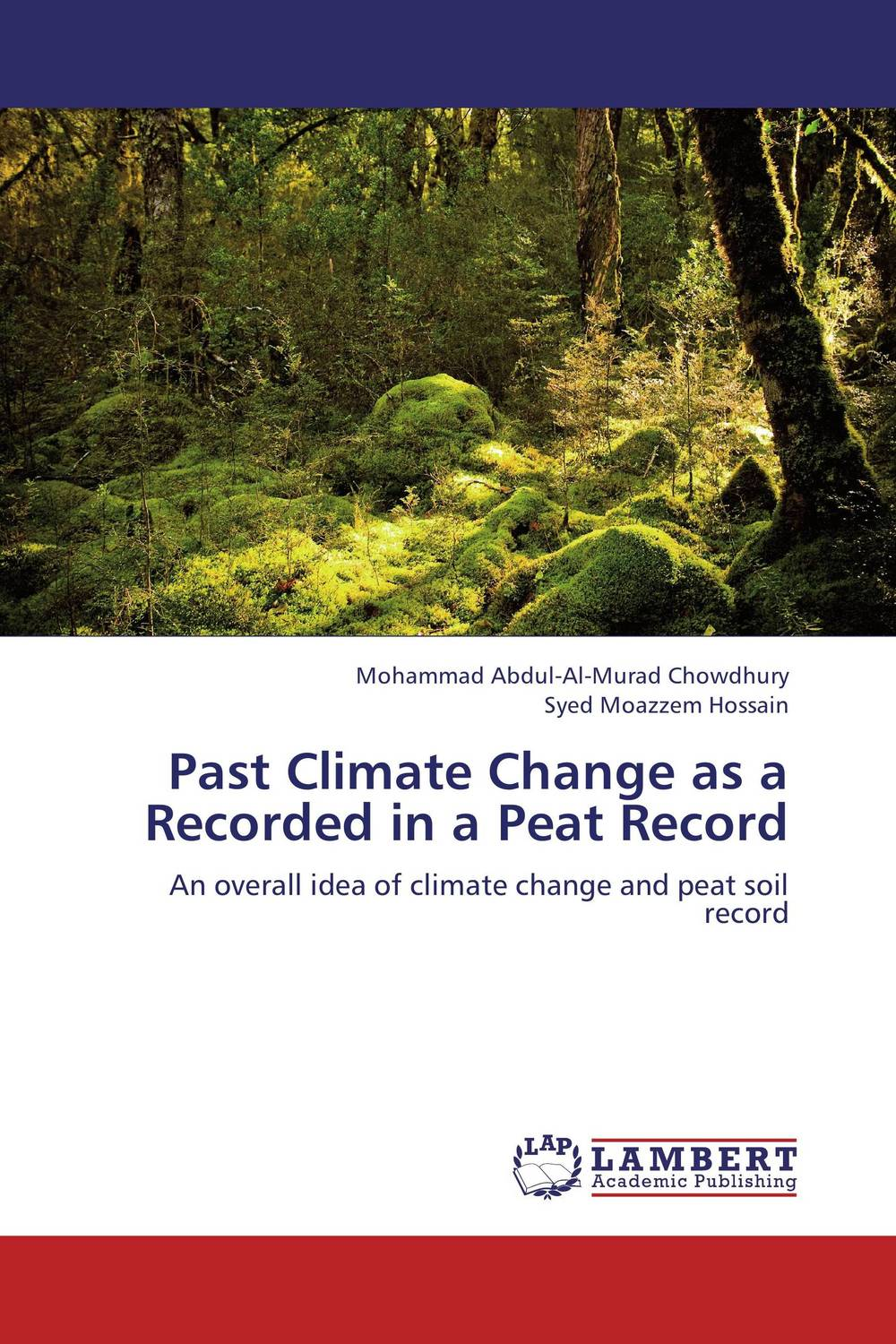 Past Climate Change as a Recorded in a Peat Record a critical analysis of legal framework on climate change