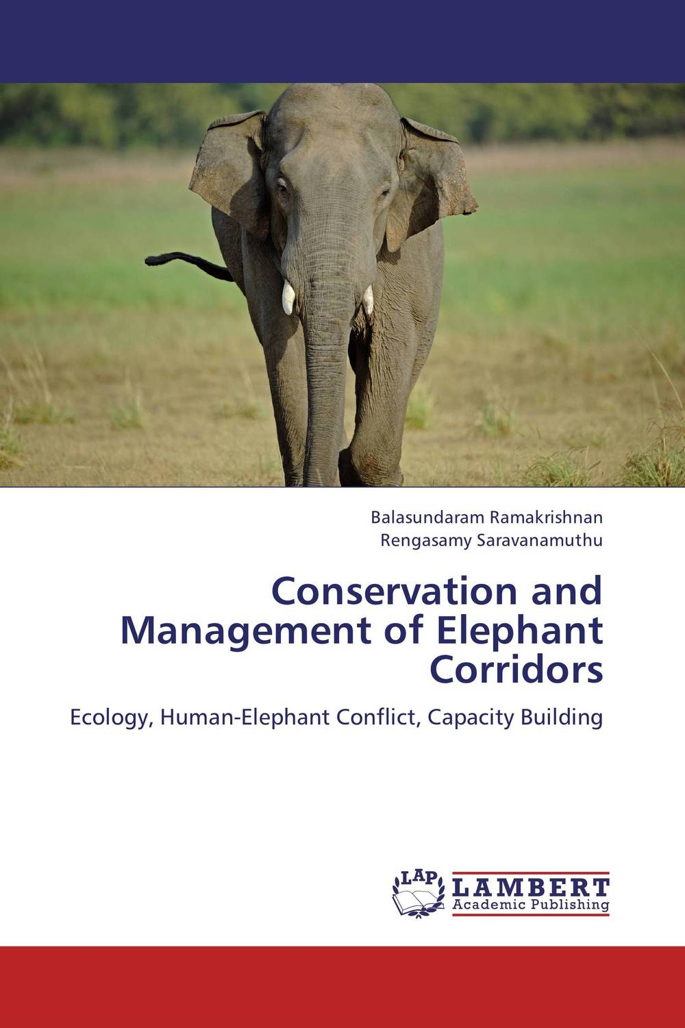 Conservation and Management of Elephant Corridors cerruti 1881 cra009a211i