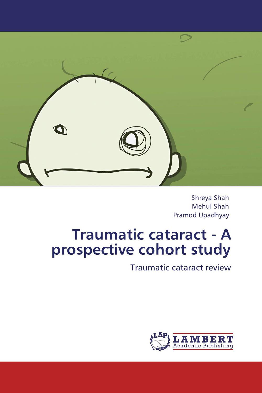 купить Traumatic cataract - A prospective cohort study по цене 4631 рублей