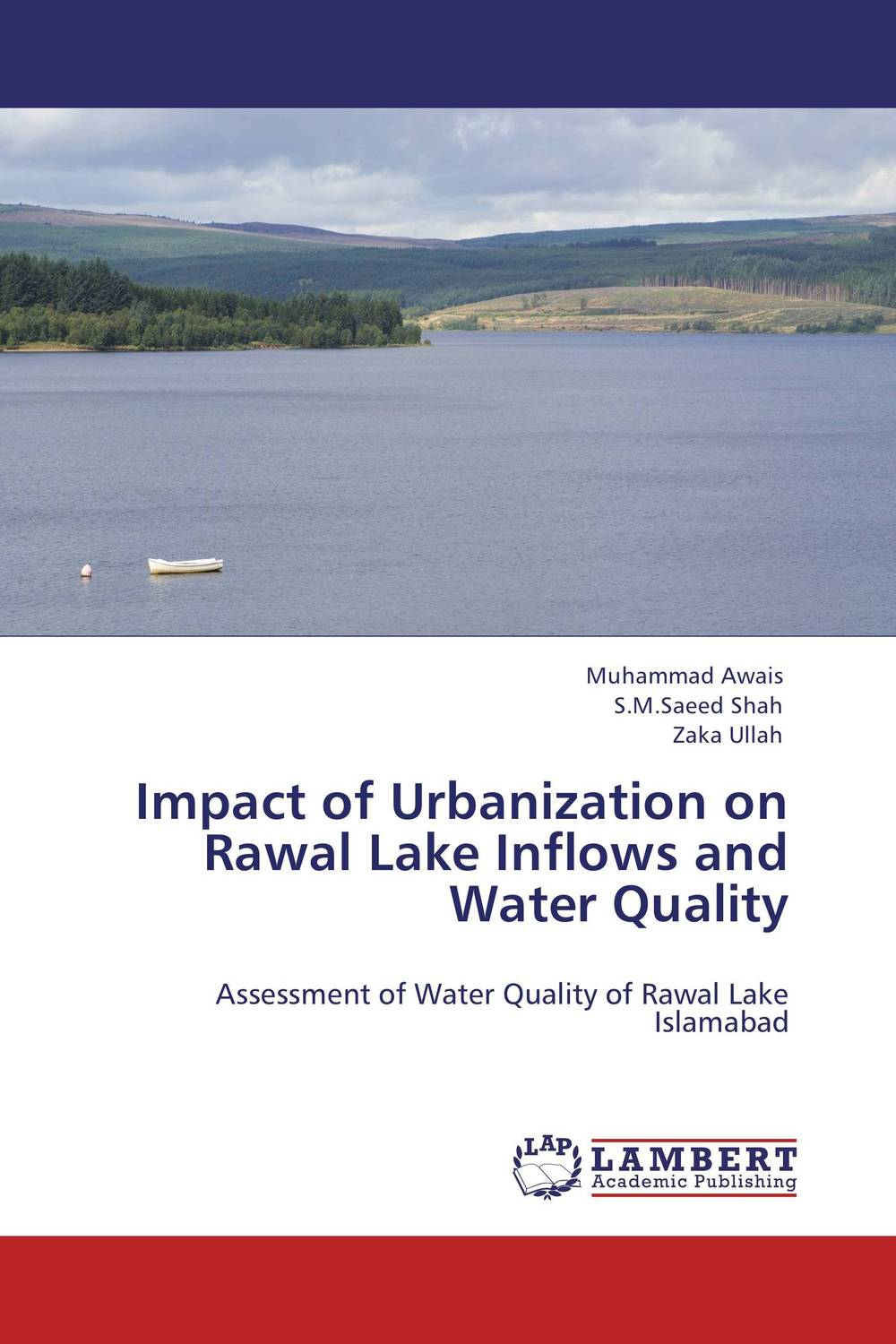 Impact of Urbanization on Rawal Lake Inflows and Water Quality bride of the water god v 3