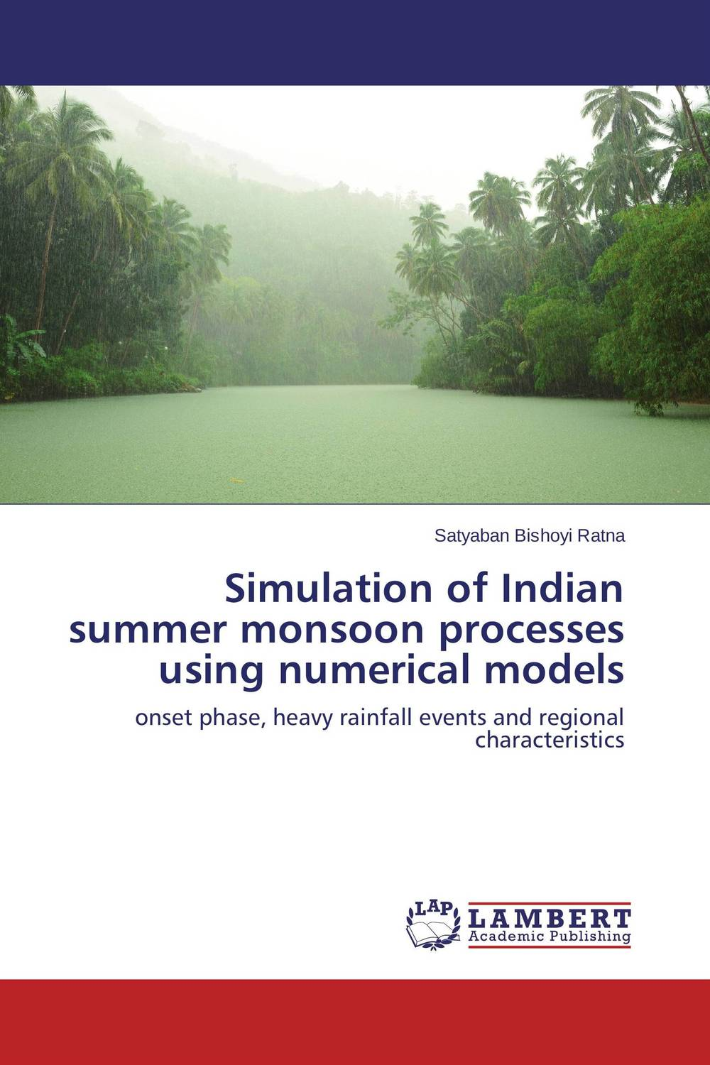 Simulation of Indian summer monsoon processes using numerical models simulation of atm using elliptic curve cryptography in matlab