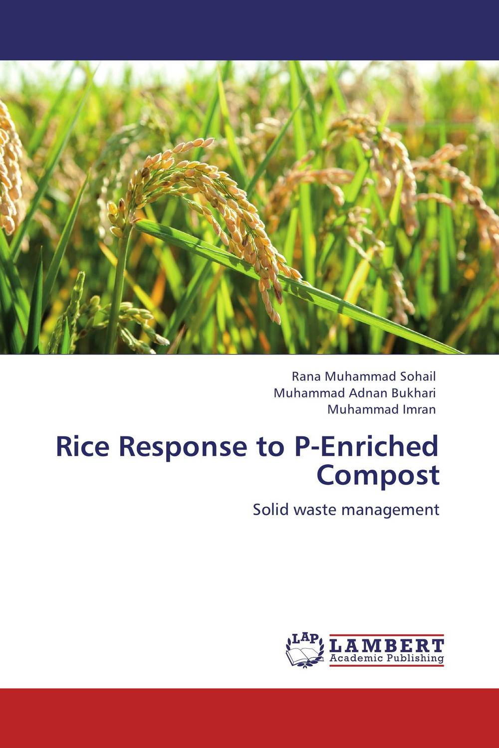 Rice Response to P-Enriched Compost response of rice to top dressing of p through complex fertilizers