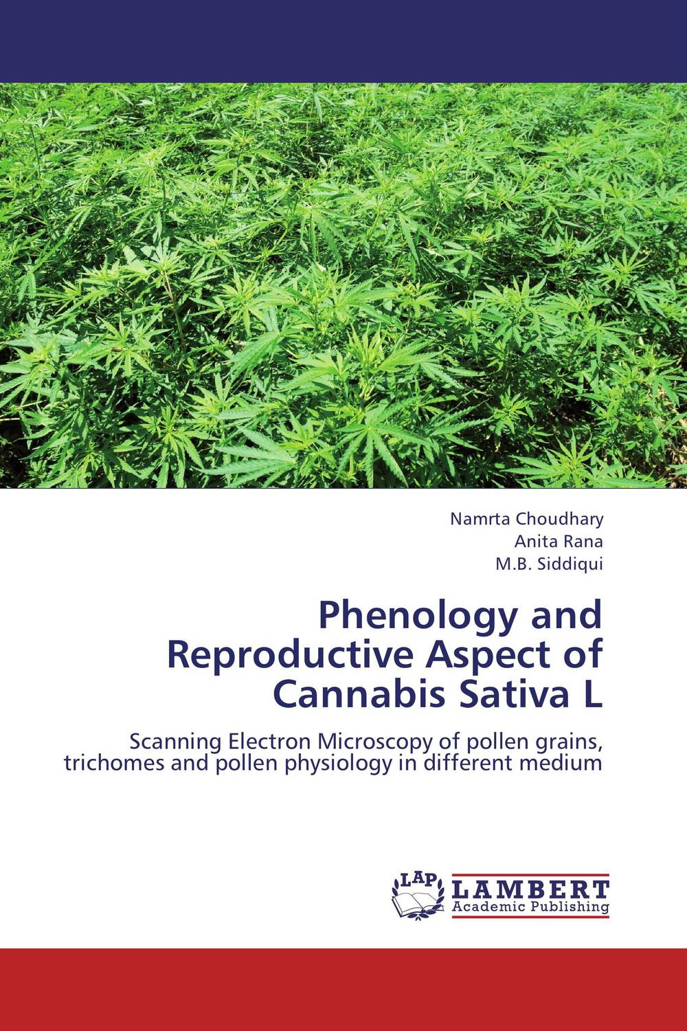 Phenology and Reproductive Aspect of Cannabis Sativa L common tern its breeding biology and social