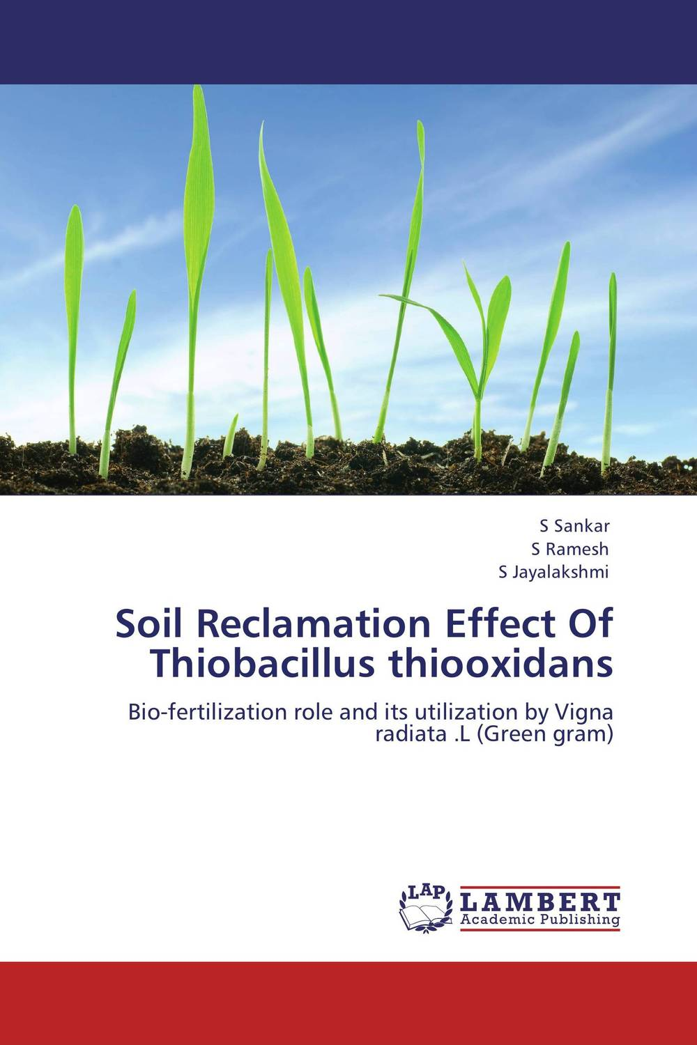 Soil Reclamation Effect Of Thiobacillus thiooxidans nify benny and c h sujatha enrichment of sulphur compounds in the cochin estuarine system