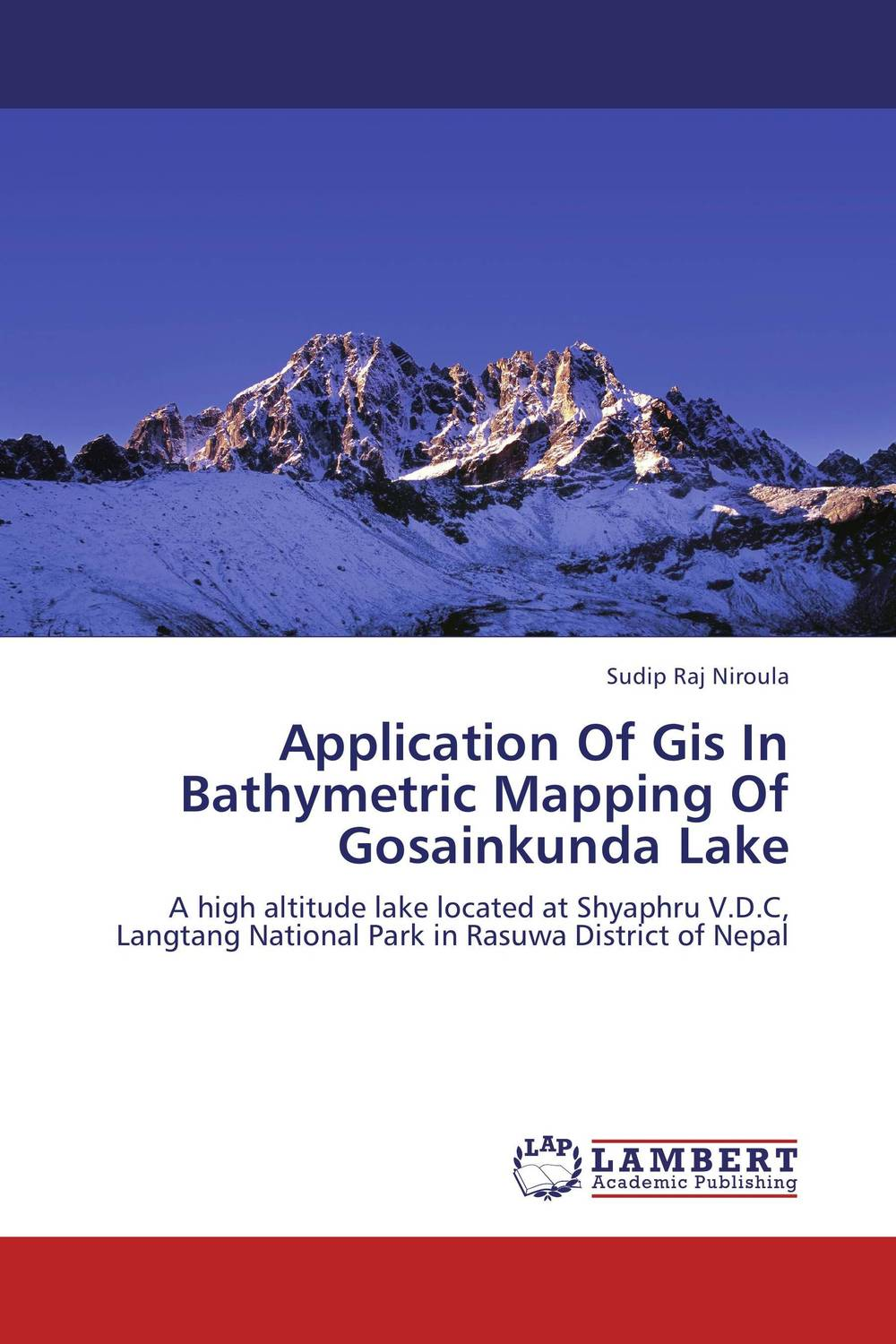 Application Of Gis In Bathymetric Mapping Of Gosainkunda Lake week at the lake
