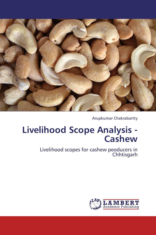 Livelihood Scope Analysis - Cashew