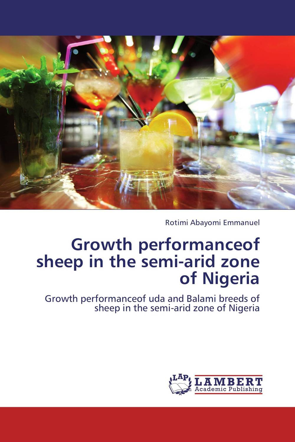 Growth performanceof sheep in the semi-arid zone of Nigeria influence of culture medium on sheep oocyte maturation to cleavage