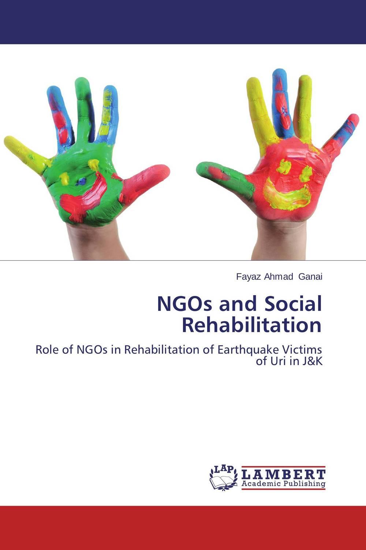 купить NGOs and Social Rehabilitation недорого