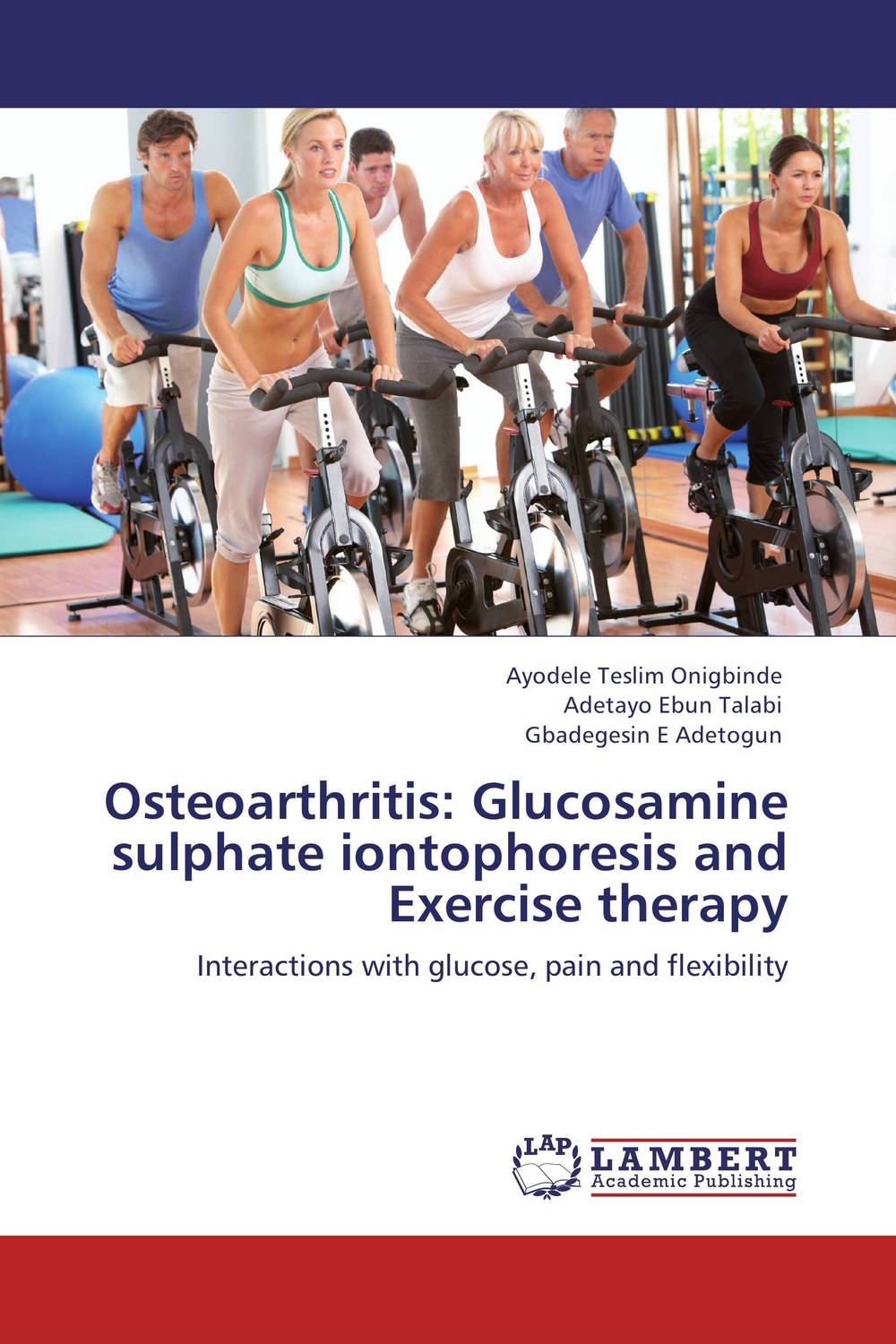 Osteoarthritis: Glucosamine sulphate iontophoresis and Exercise therapy набор topperr для ухода за холодильником 3 предмета