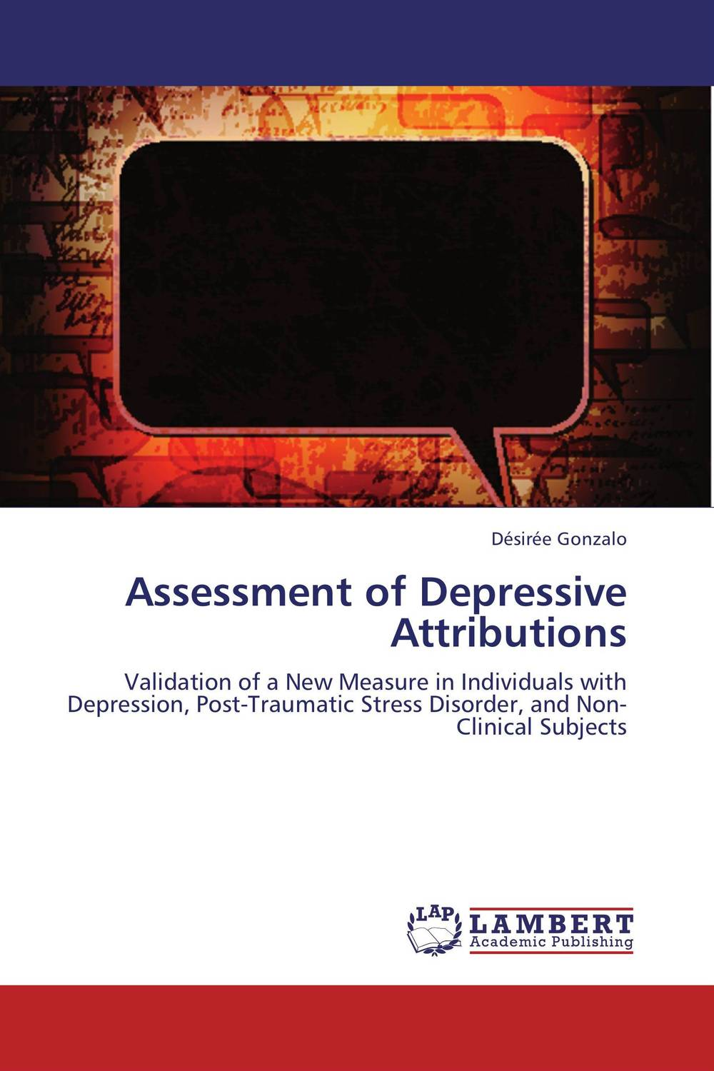 Assessment of Depressive Attributions kamal chitkara pre clinical assessment of eptifibatide eluting stents