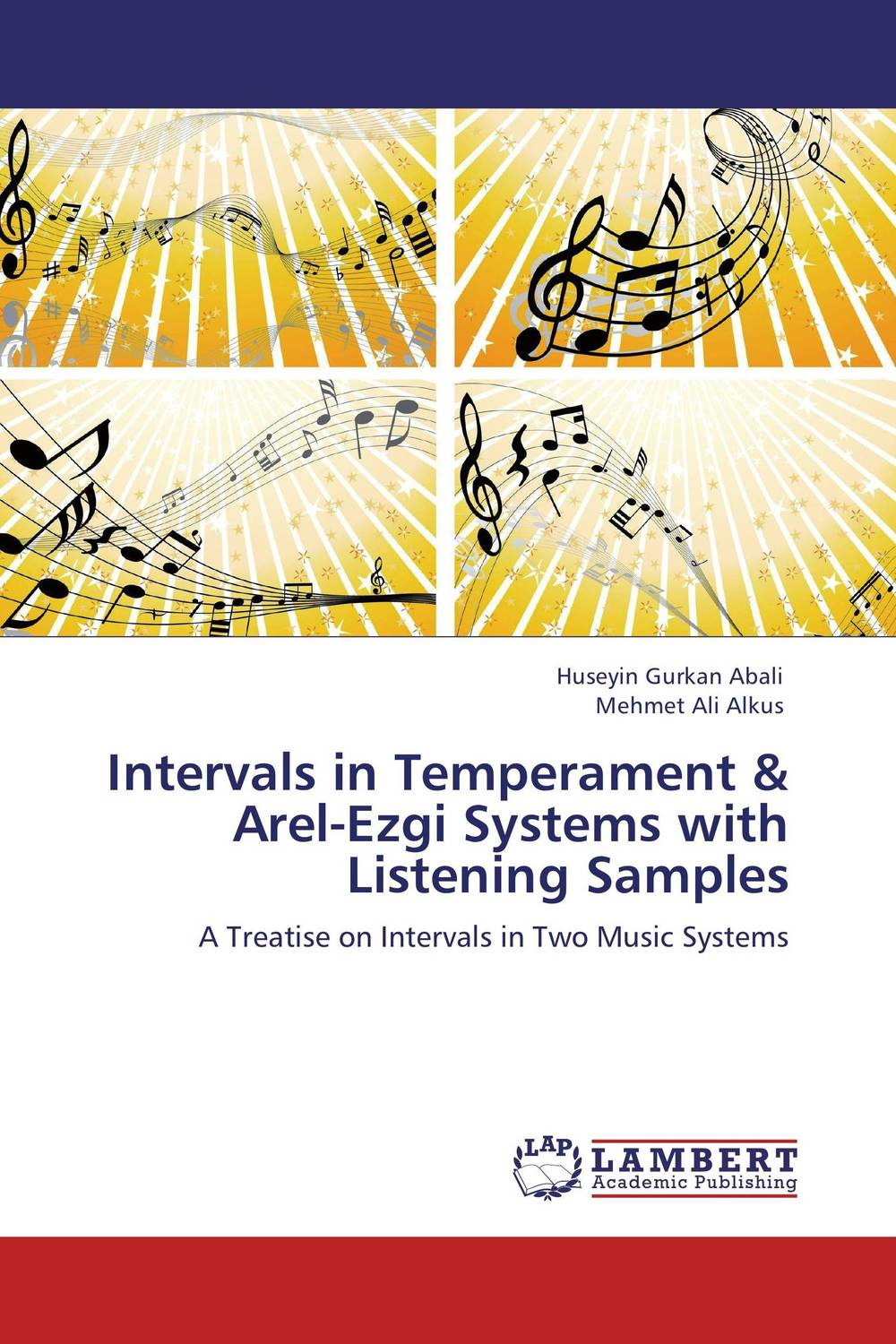 Intervals in Temperament & Arel-Ezgi Systems with Listening Samples