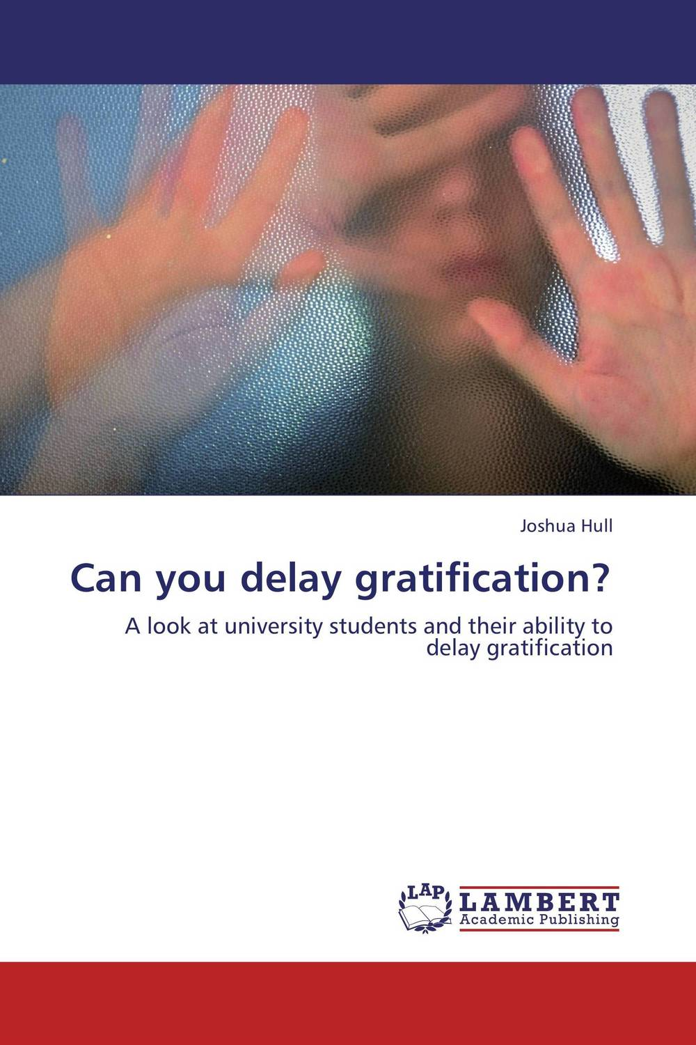 Can you delay gratification? ecosystem ecology
