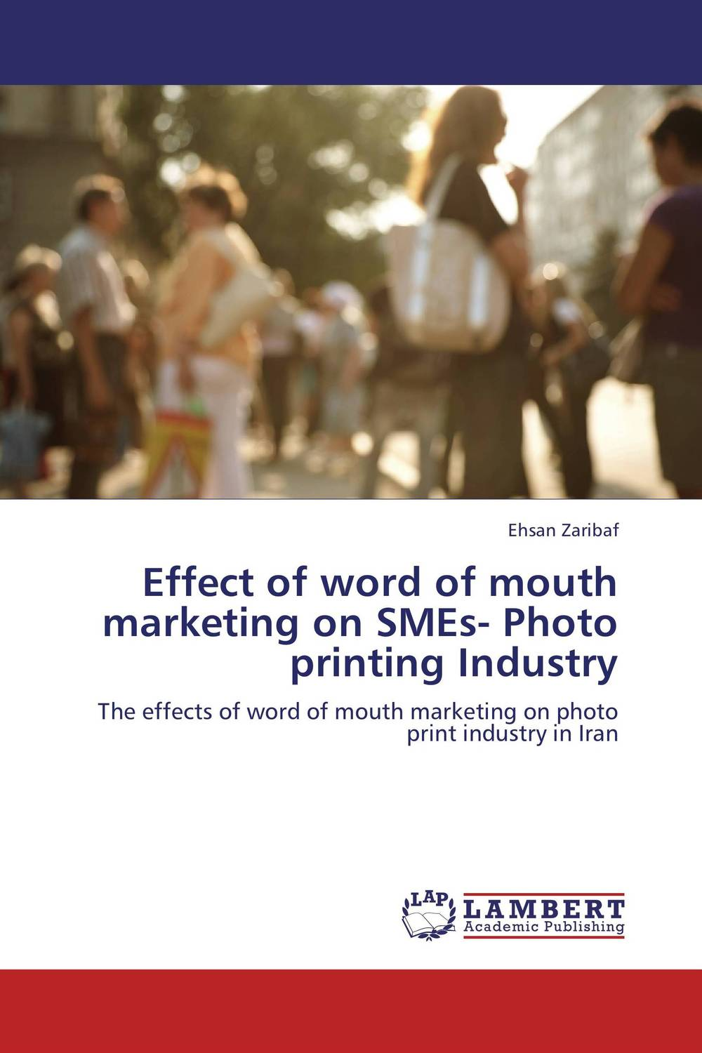 Effect of word of mouth marketing on SMEs- Photo printing Industry lennon j skywriting by word of mouth