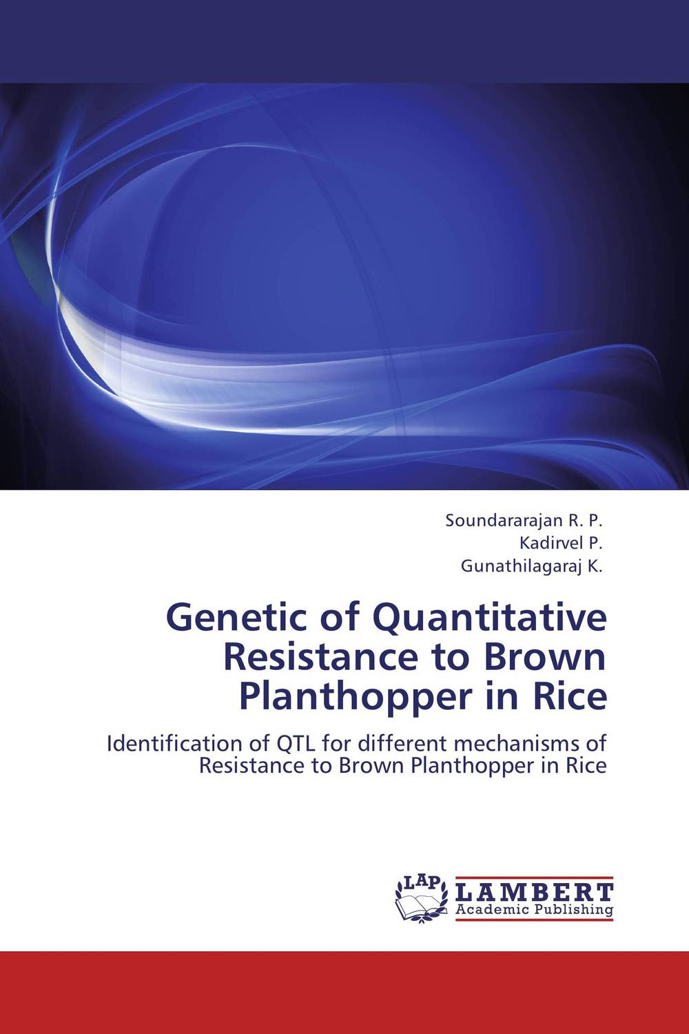 Genetic of Quantitative Resistance to Brown Planthopper in Rice wheat breeding for rust resistance