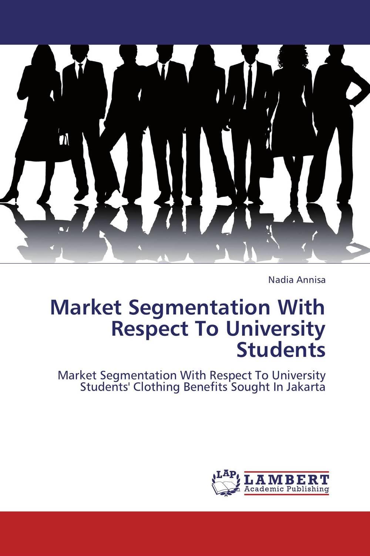 Market Segmentation With Respect To University Students