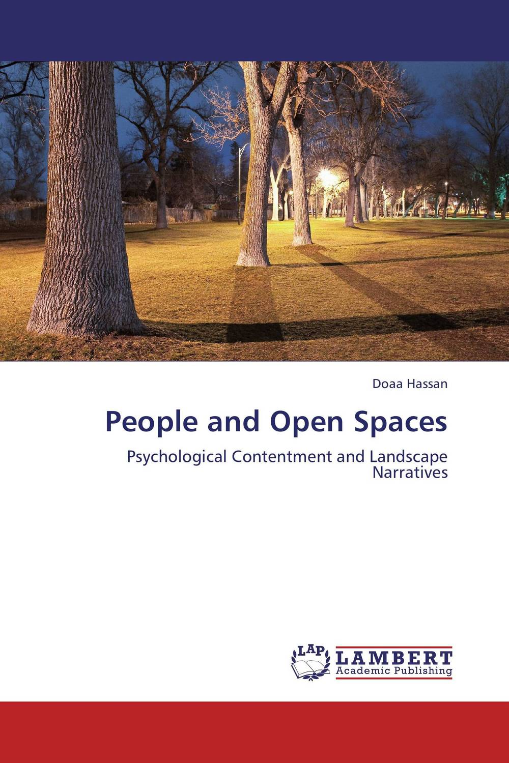 People and Open Spaces explanation of selected psalms in four parts part 1 blessed is the man