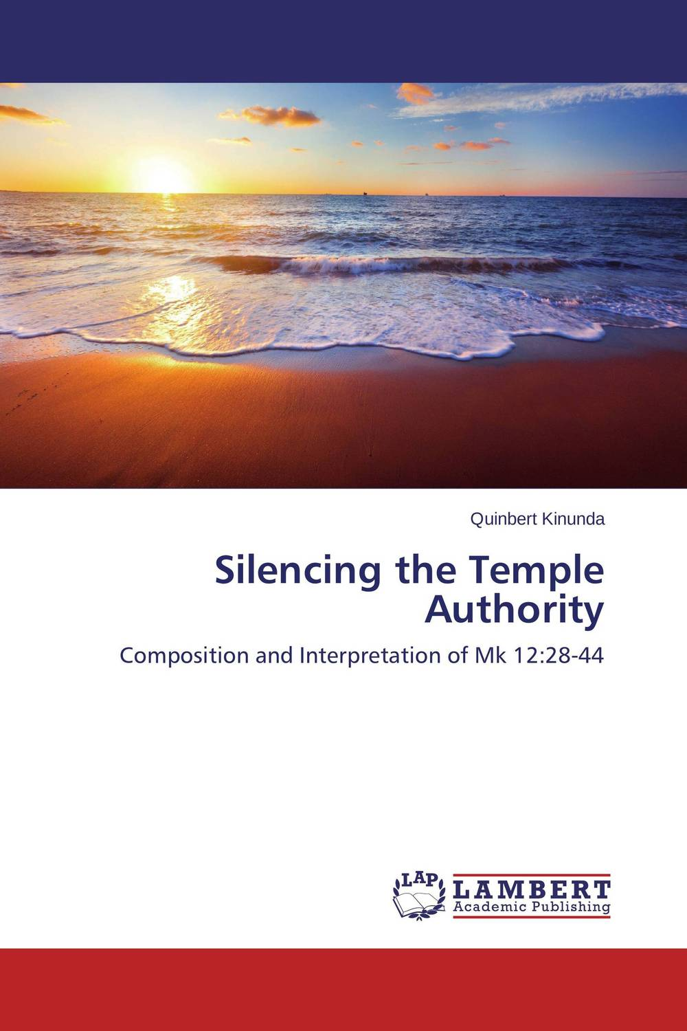 Silencing the Temple Authority god s mountain – the temple mount in time place and memory