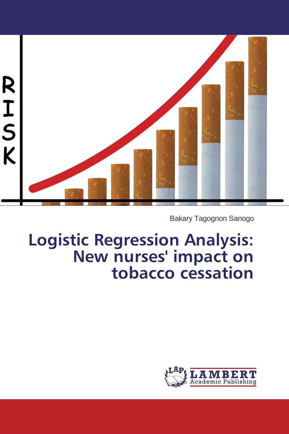 Logistic Regression Analysis: New nurses' impact on tobacco cessation logistic management