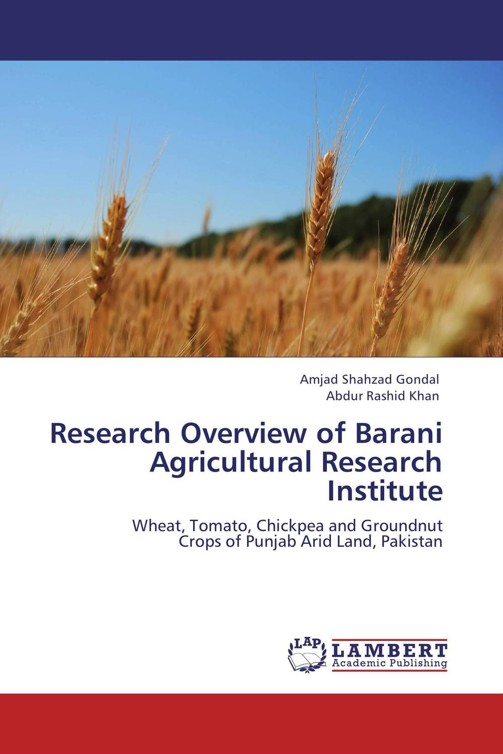 Research Overview of Barani Agricultural Research Institute