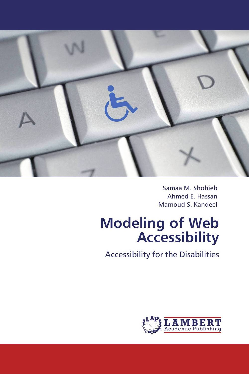 Modeling of Web Accessibility brand new original authentic brs15b