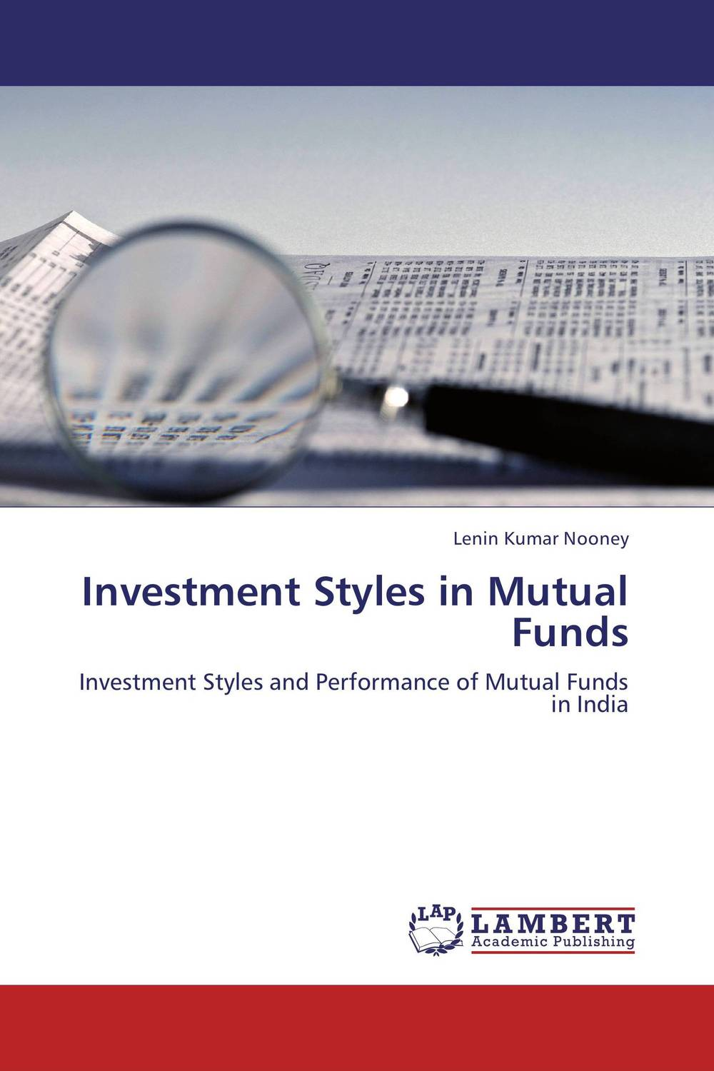 Investment Styles in Mutual Funds our mutual friend