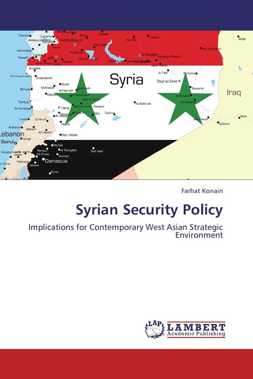 Syrian Security Policy пылесос starmix промышленный isp ipulse ardl 1635 ewsа 01 72 73