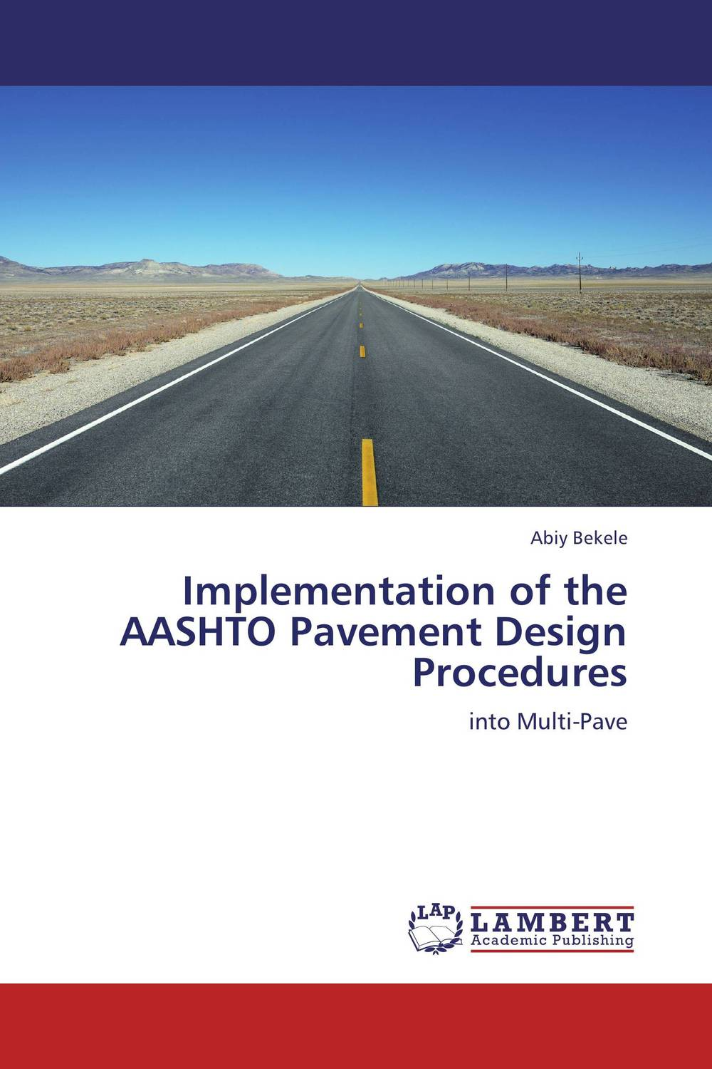 Implementation of the AASHTO Pavement Design Procedures optimization of design parameters for the rigid drive disc of clutch