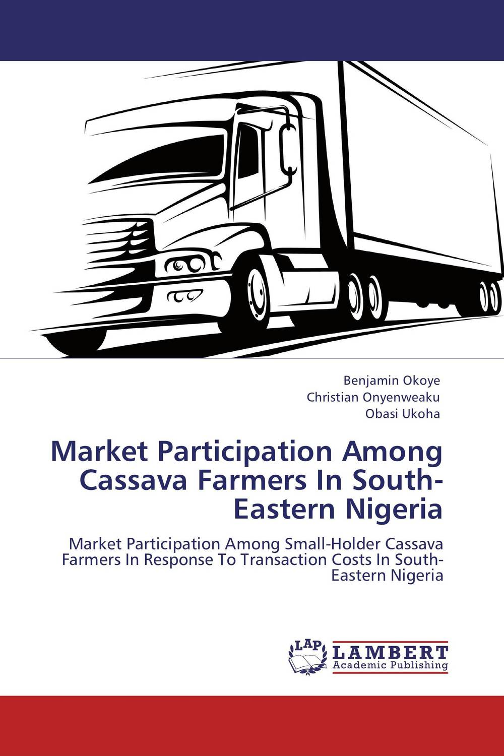 Market Participation Among Cassava Farmers In South-Eastern Nigeria anneke scheepers dublin s image among the dutch market