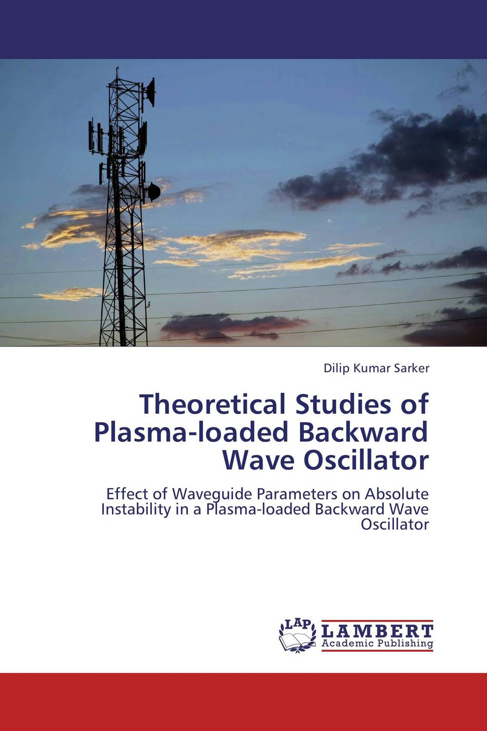 Theoretical Studies of Plasma-loaded Backward Wave Oscillator spiral structure in galaxies – a density wave theory