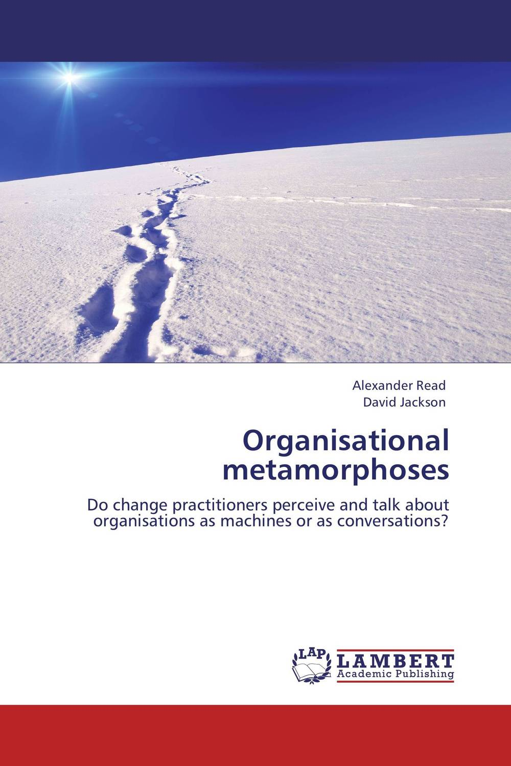 Organisational metamorphoses change from a human perspective