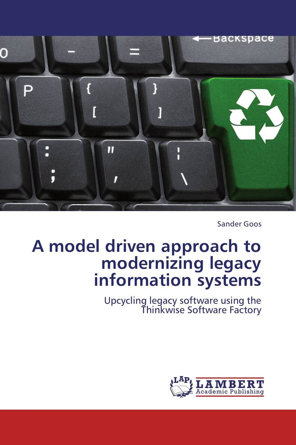 A model driven approach to modernizing legacy information systems driven to distraction