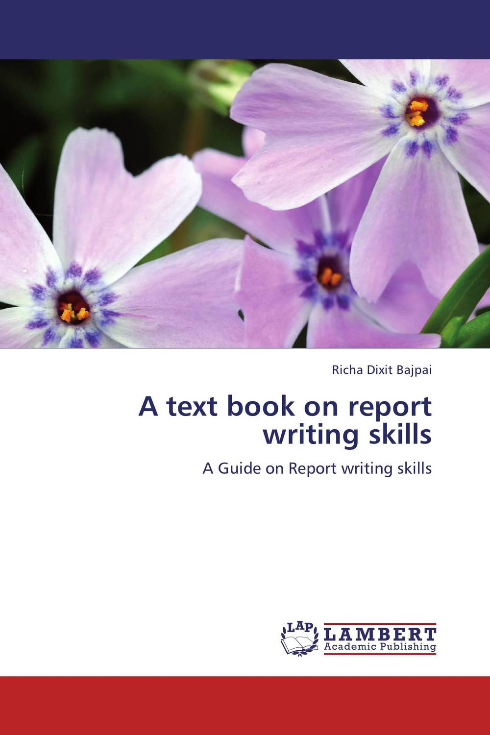 A text book on report writing skills