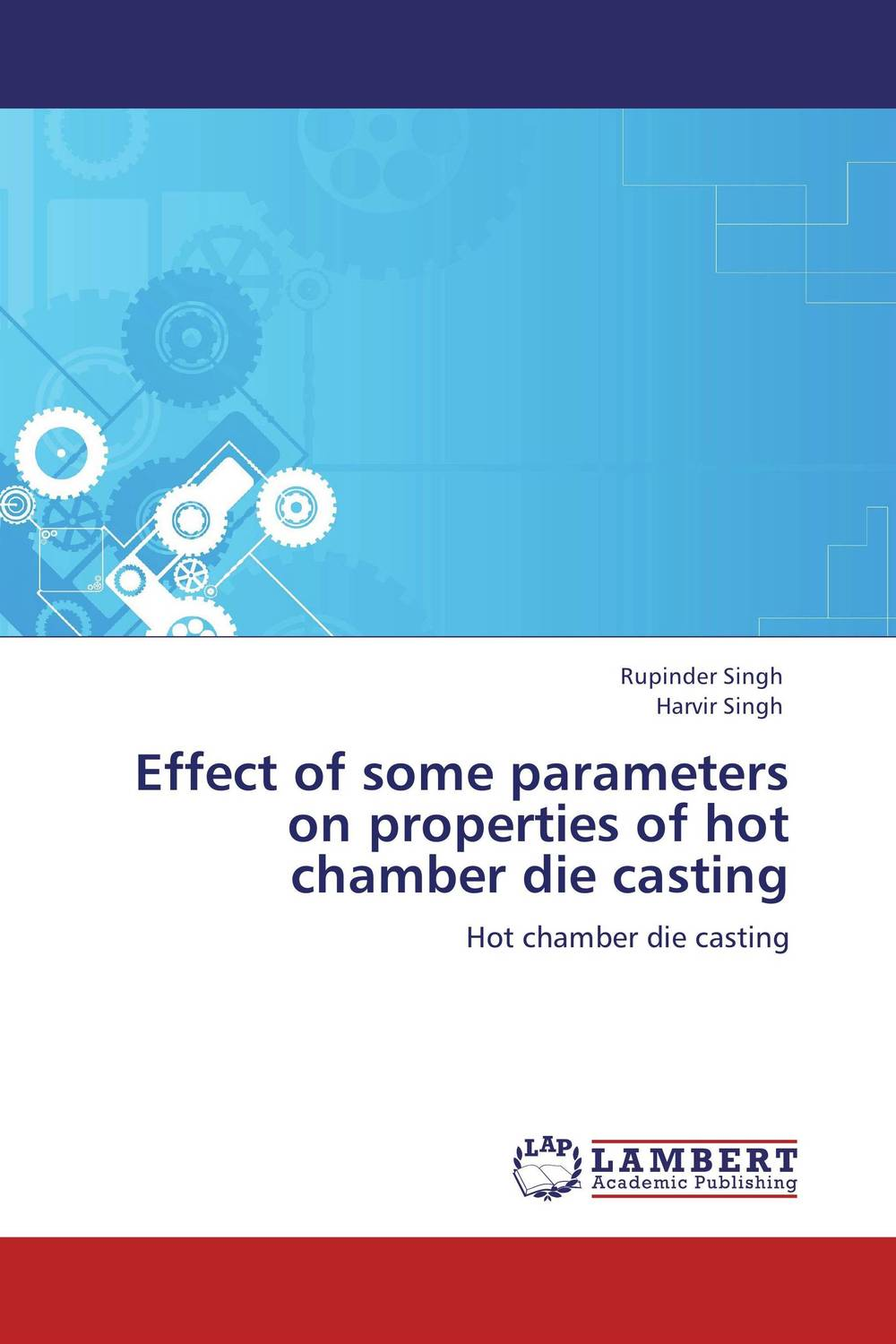 цены  Effect of some parameters on properties of hot chamber die casting