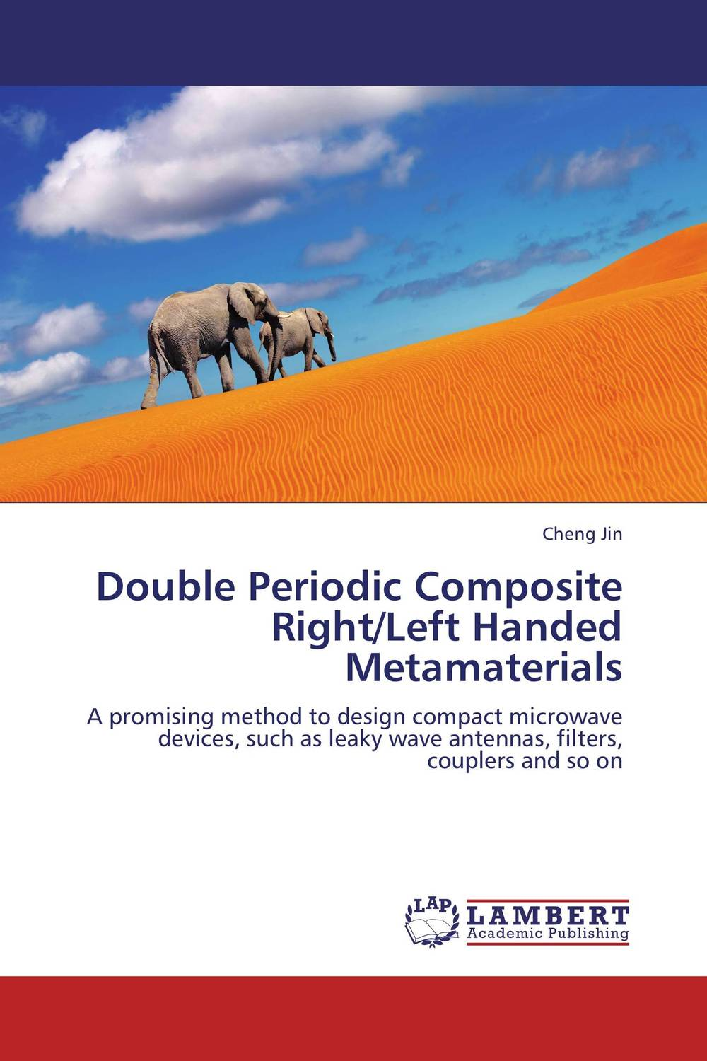 Double Periodic Composite Right/Left Handed Metamaterials composite structures design safety and innovation