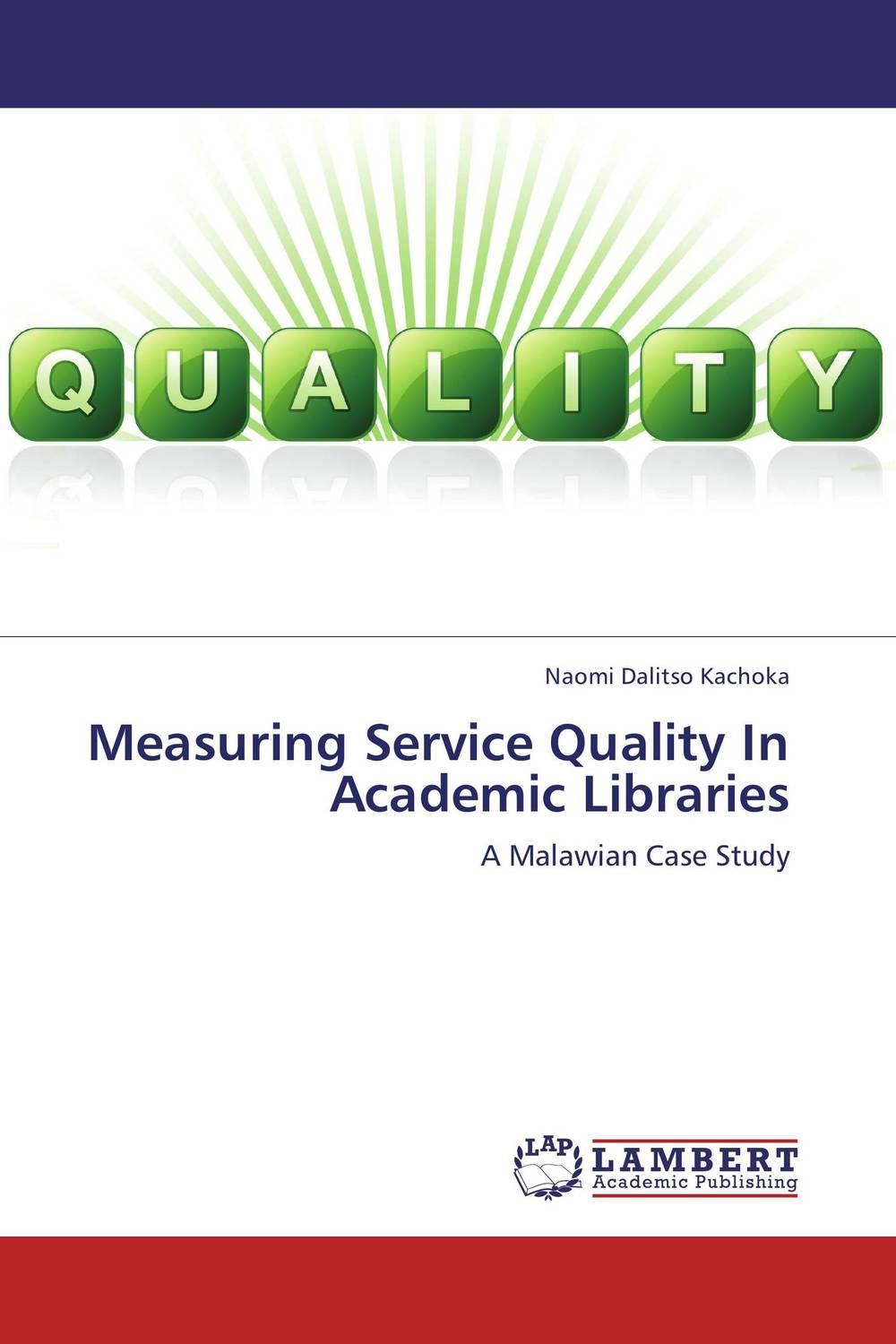 Measuring Service Quality In Academic Libraries user s perceptions and expectations of quality library services