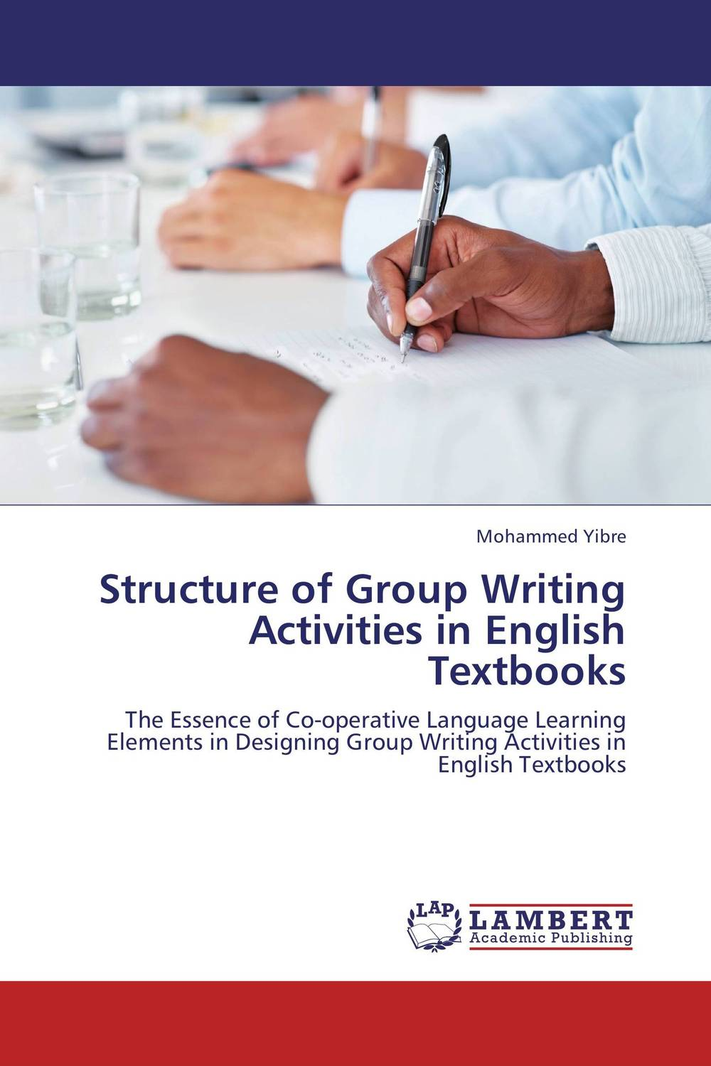 Structure of Group Writing Activities in English Textbooks