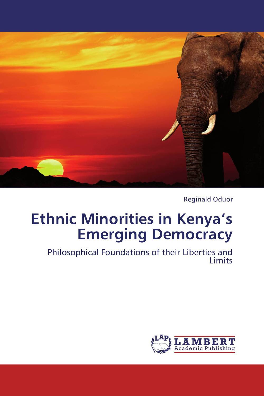Ethnic Minorities in Kenya's Emerging Democracy the integration of ethnic kazakh oralmans into kazakh society