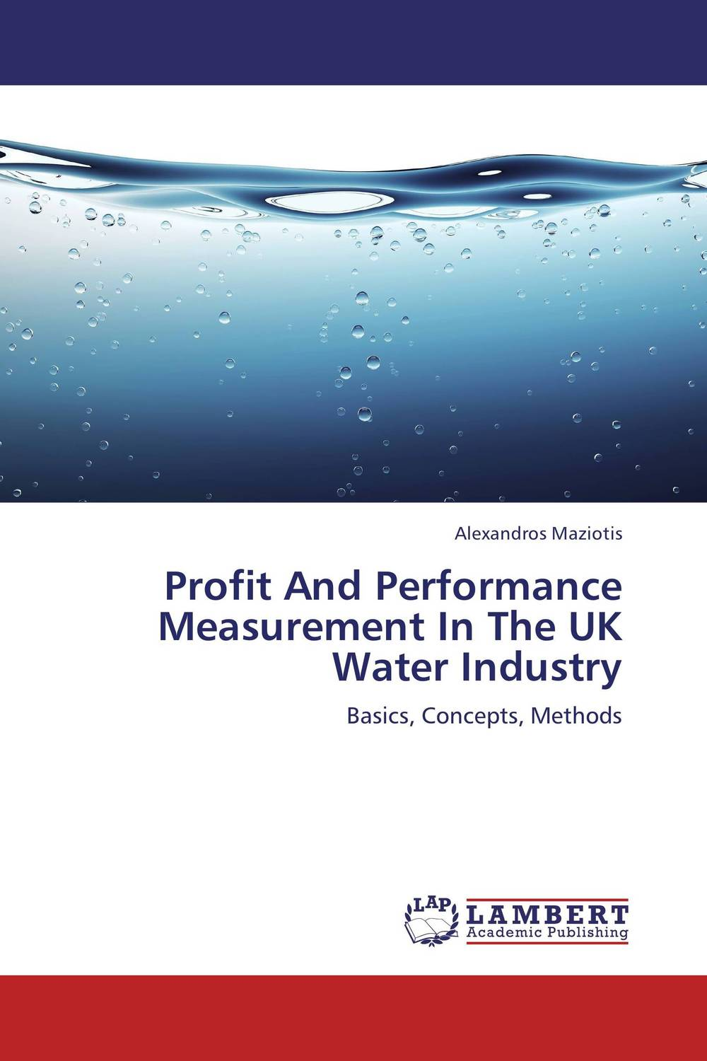 Profit And Performance Measurement In The UK Water Industry financial performance of lanco industries limited in chittoor district