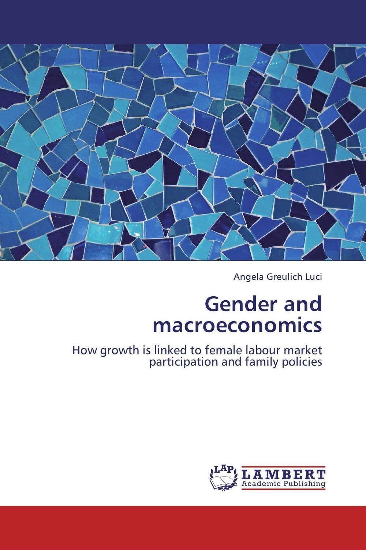 Gender and macroeconomics