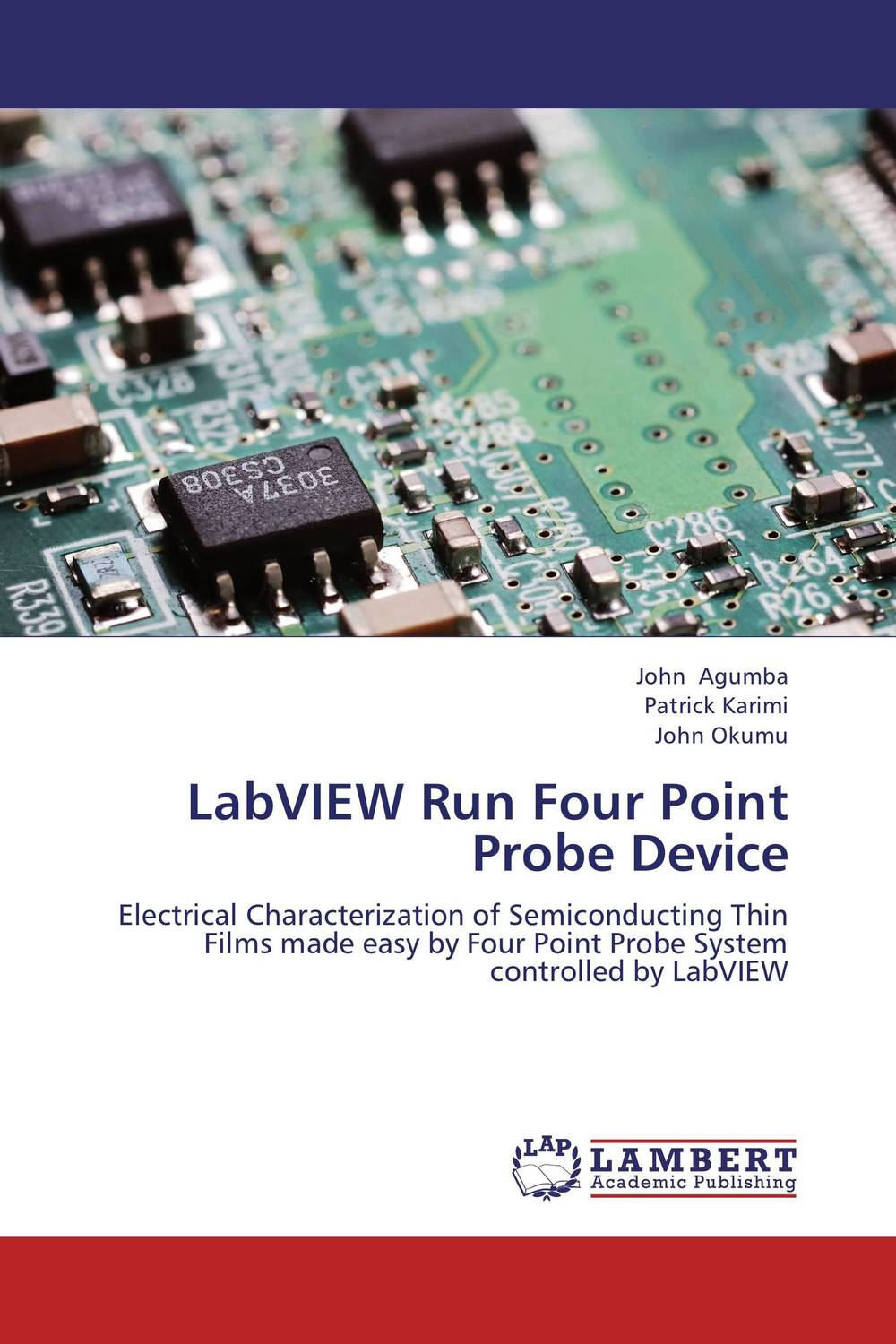 LabVIEW Run Four Point Probe Device block four block four moscow 30 с