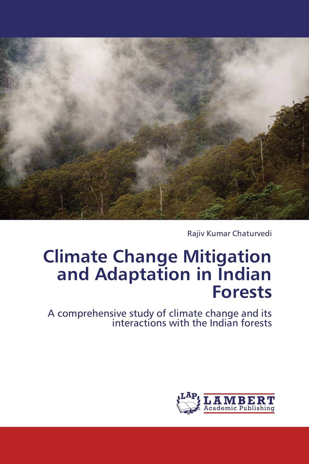 Climate Change Mitigation and Adaptation in Indian Forests купить