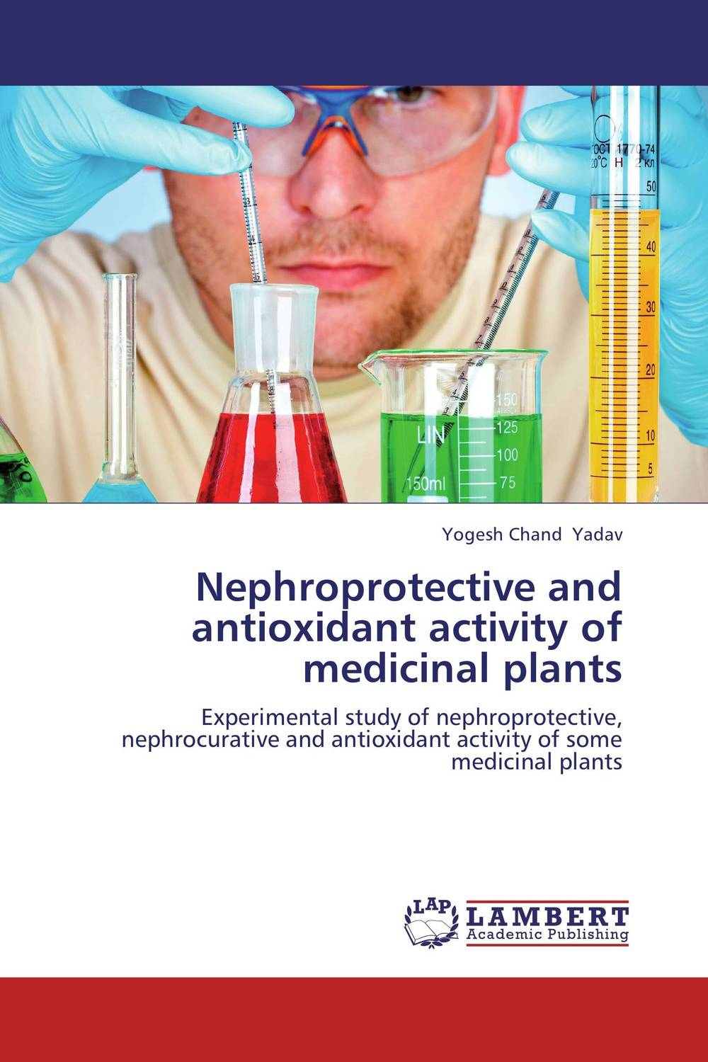 Nephroprotective and antioxidant activity of medicinal plants phytochemical study of bioactive flavonoids of some leguminosae plants