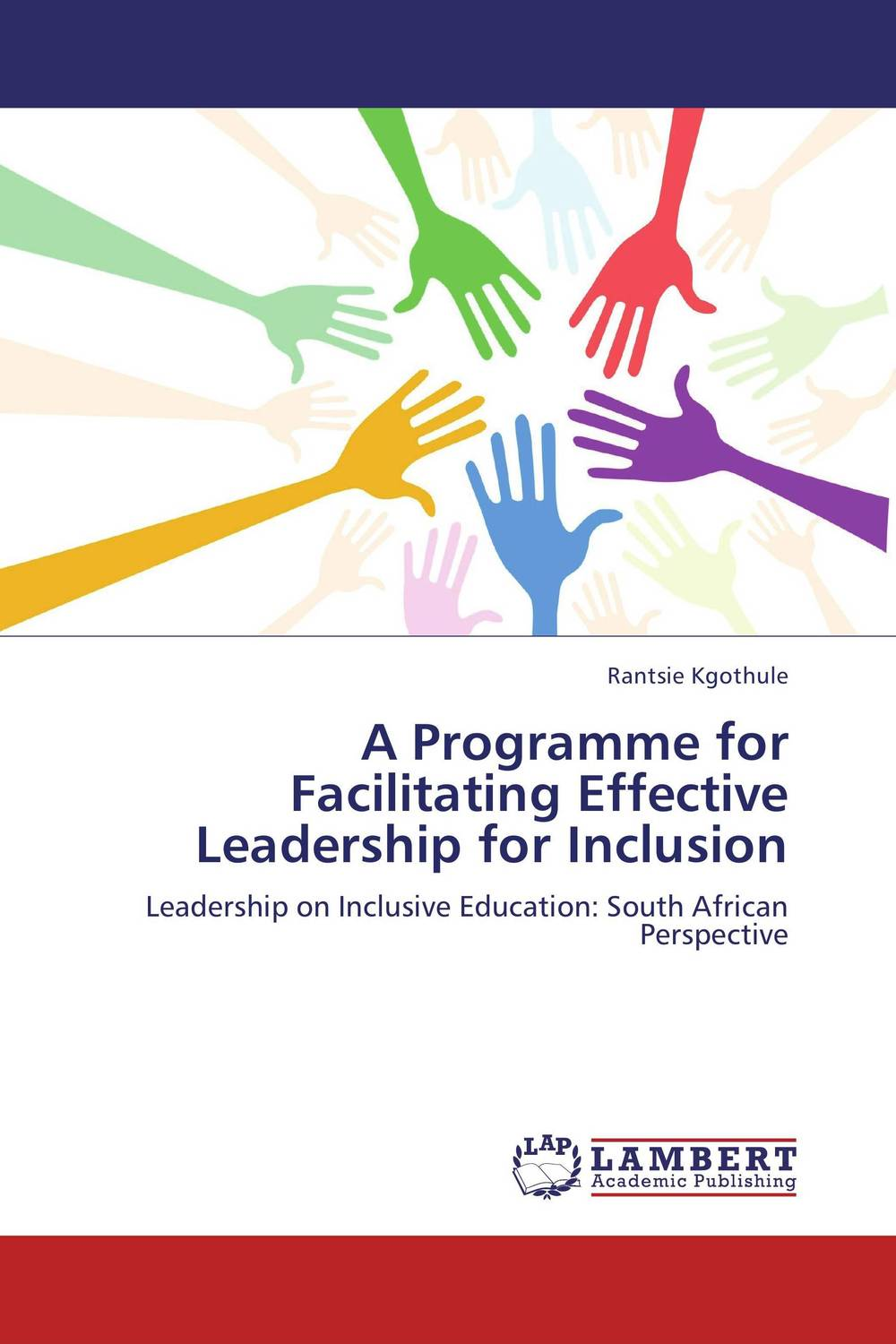 A Programme for Facilitating Effective Leadership for Inclusion shahzeb anwar and zeeshan abbas awan effective green management