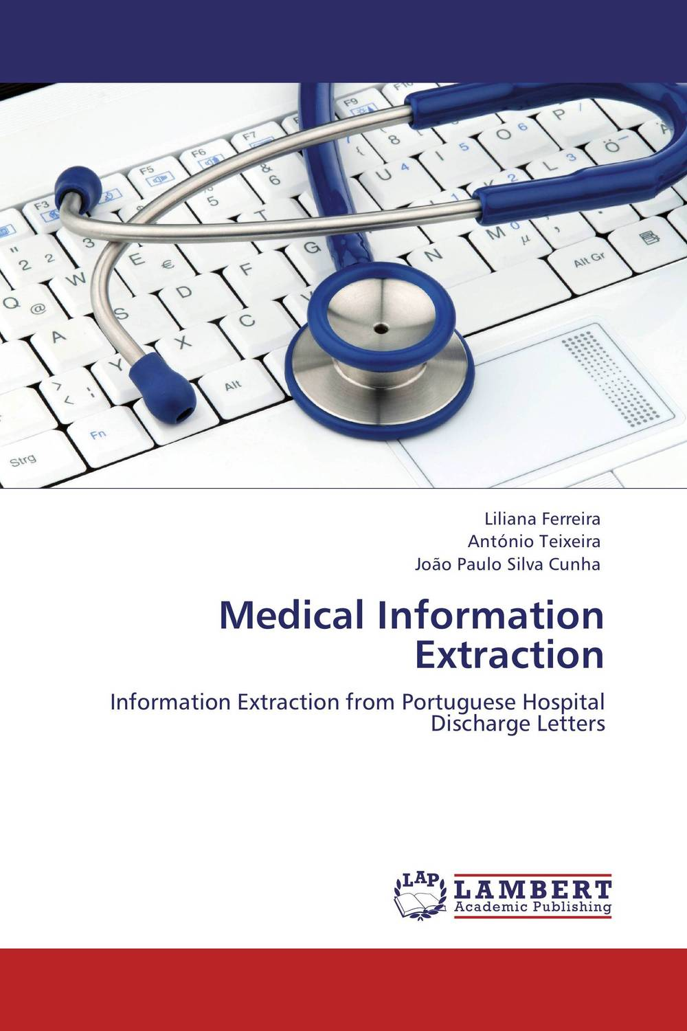 Medical Information Extraction clustering information entities based on statistical methods