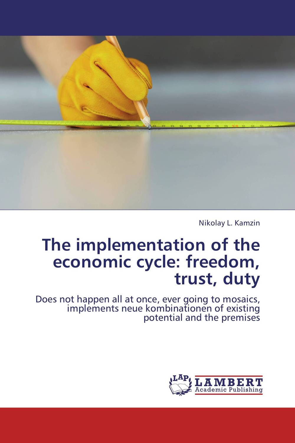 "The implementation of the economic cycle: freedom, trust, duty freedom a documentary history of emancipation 1861a€""1867 2 volume set"