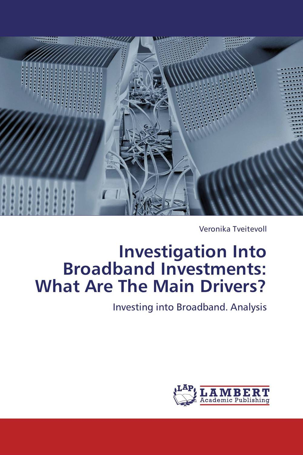 Investigation Into Broadband Investments: What Are The Main Drivers? theodore gilliland fisher investments on utilities